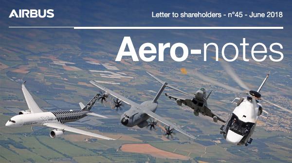 AIRBUS Aero-notes